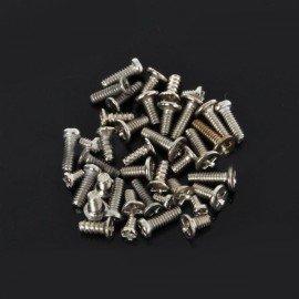 Náhradné skrutky pre iPhone 4 - (40 dielna sada)