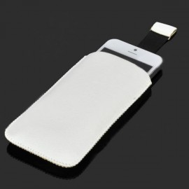 Ochranné púzdro umelá koža pre iPhone 5
