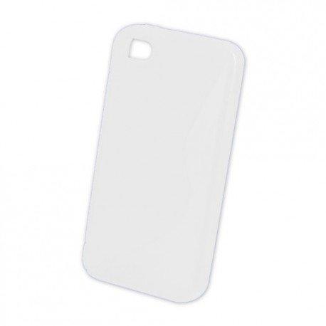 S-Line ochranný kryt pre iPhone 5 biely