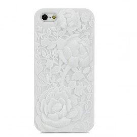 Silikónové púzdro 3D pre iPhone 5