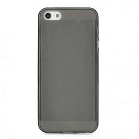 Ochranné silikónové púzdro s ochrannou fóliou pre iPhone 5