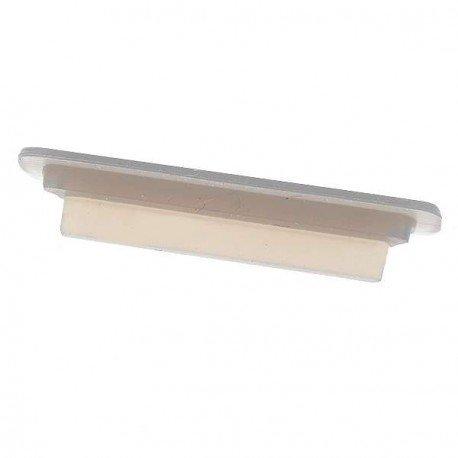 5ks silikónové protiprachové záslepky pre iPhone 3G/3GS/4G/iPad - šedé