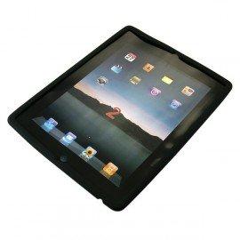 Prémiový silikónový obal pre iPad 2 - čierny