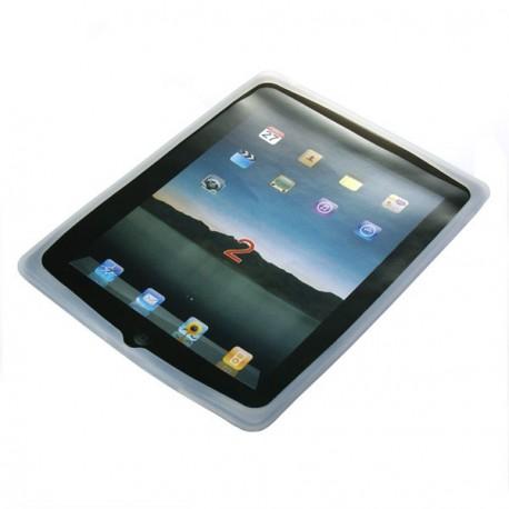 Extra tenký silikónový obal pre iPad 2 - biely
