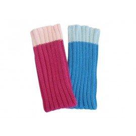 Pár pletených ponožiek