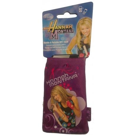 """Hannah Montana"" ponožka na mobil - Rock"