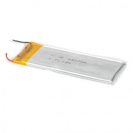 Náhradná 3.7V 1200mAh Li-ion batéria pre iPhone 5 - strieborná