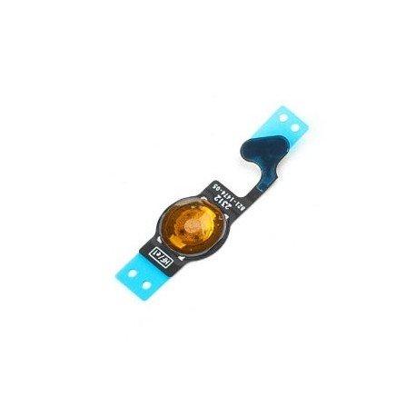 Home Button tlačítko s Flex káblom pre iPhone 5 - Náhradný diel