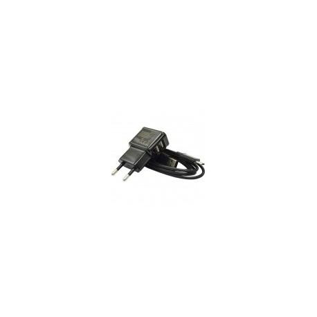 Dual USB Adaptér s Micro USB káblom 5V/2A