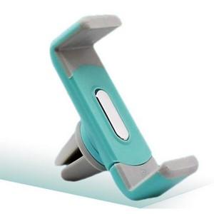 Modrý univerzálny otočný držiak do auta pre mobil, smartphone, pda, mp4, gps