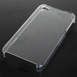 Ochranné plastové púzdro pre iPhone 4 (priesvitné)