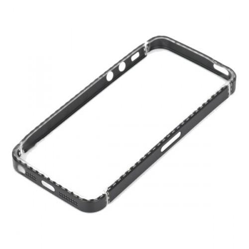 Ochranný plastový rám pre iPhone 5