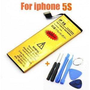 2680mAh náhradná batéria pre iPhone 5S s náradím