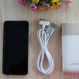 VOXLINK 30PIN datový a nabíjací kábel pre iPhone 4