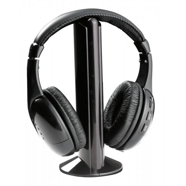 Bezdrôtové slúchadlá Titanum TH110 Liberty so vstavaným FM rádiom