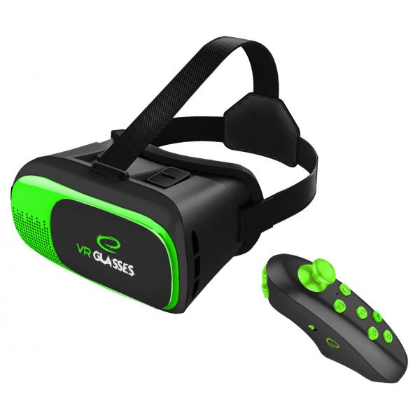 EGV300R Esperanza VR 3d okuliare s Bluetooth ovládačom Apocalypse