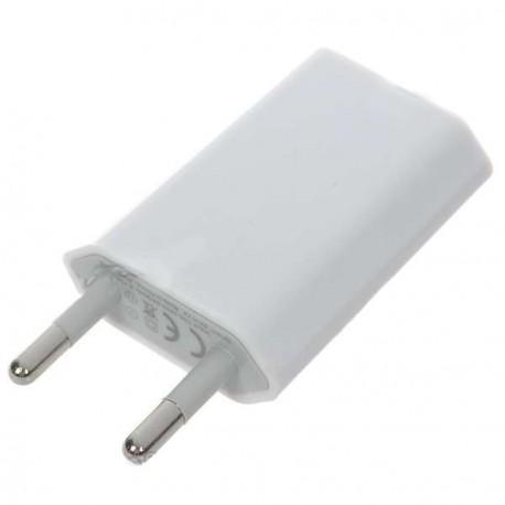Ultra-Mini USB Power Adapter/Nabíjačka pre iPhone 3GS/4 - biela