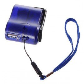 Ručná USB dynamo nabíjačka