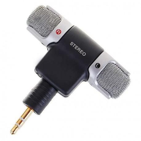 Mini Stereo mikrofón pre iPod / iPhone (3.5mm jack)