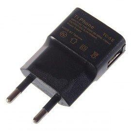 Mini USB nabíjačka (110-240V AC)